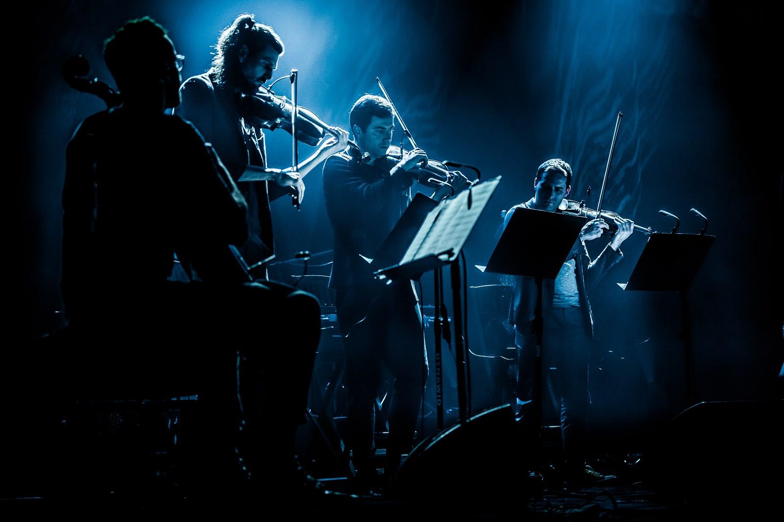 Fotografia koncertowa, eventy